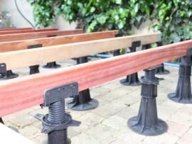 plots pour terrasse bois