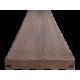 lame lisse en bois composite