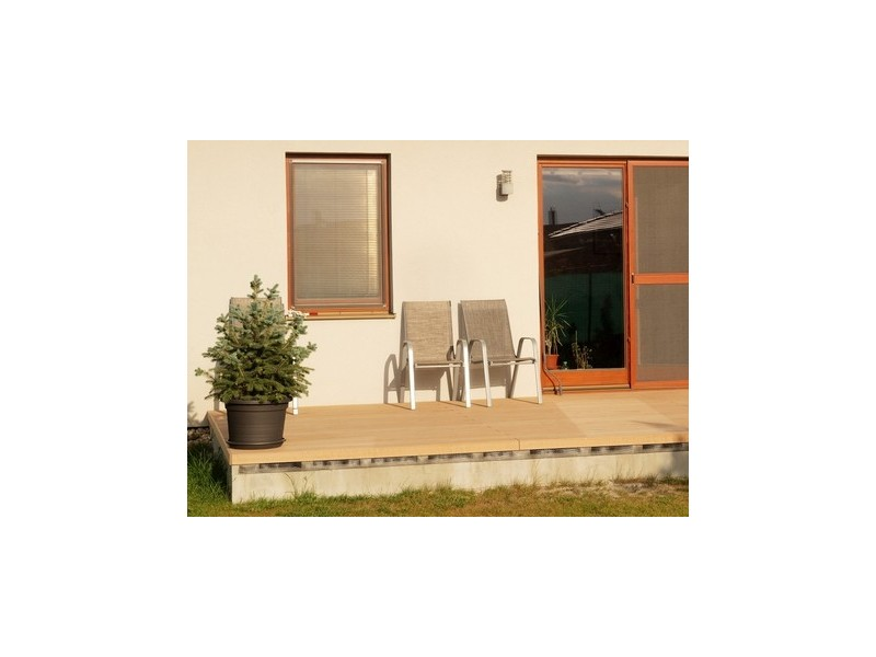 lame nervur e en bois composite pour terrasse mod le nature tekabois. Black Bedroom Furniture Sets. Home Design Ideas