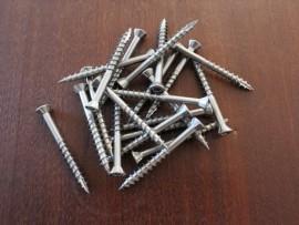 Vis inox A2 T25 5 x 50 mm - Boîte de 200 pièces