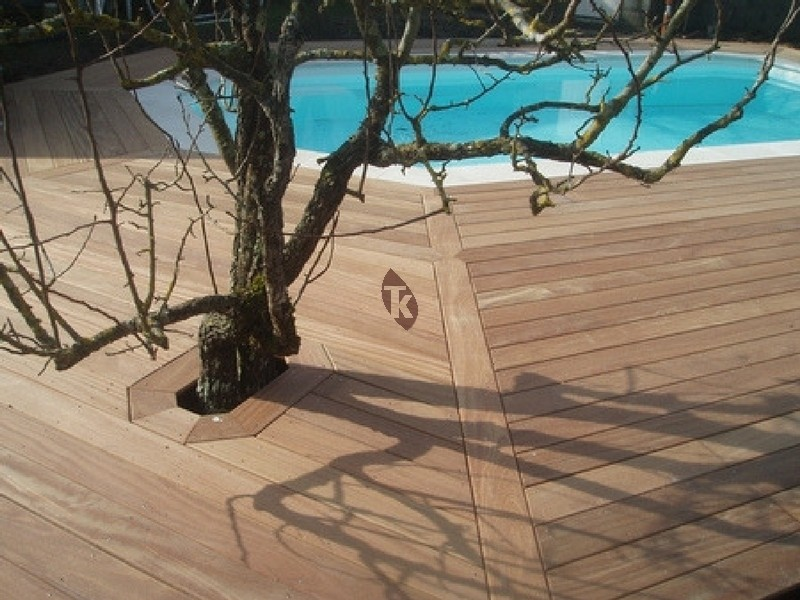 lames de terrasse en bois exotique cumaru grandes longueurs tekabois. Black Bedroom Furniture Sets. Home Design Ideas
