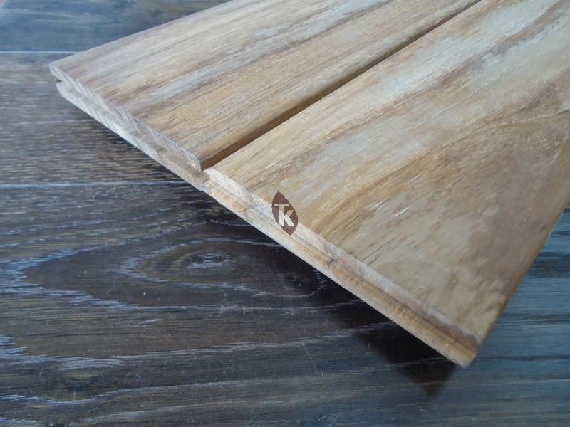 Lame Bois Exotique - Lames de terrasse en bois exotique Teck Tekabois