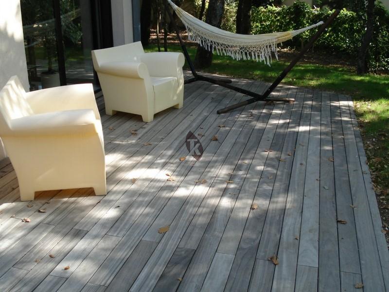 lames de terrasse en bois exotique padouk grandes longueurs tekabois. Black Bedroom Furniture Sets. Home Design Ideas