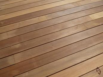 Lames de terrasse en bois exotique ip grandes longueurs - Lame de terrasse en ipe ...