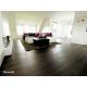 parquet bois contrecollé salon - coloris charcoal oil - palace