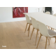 parquet bois contrecollé salle à manger - coloris smoke - palace