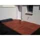 Terrasse bois en caillebotis Padouk