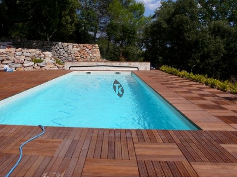 caillebotis bois dalles terrasses en ip 500 x 500 mm. Black Bedroom Furniture Sets. Home Design Ideas