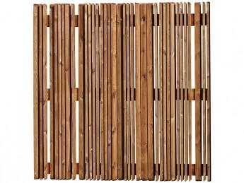 Clôture bois Montélie