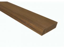 Bardage Red Cedar claire-voie 18 x 72 mm
