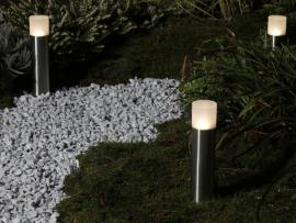 lampadaire extérieur oak balisage jardin