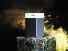 Lampe lilium aluminium luminaire extérieur