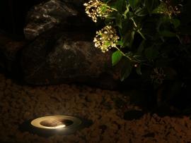 Spot pour éclairage jardin - lampe led