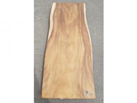 Plateau en bois 60 x 600 x 1500 mm - mod 7