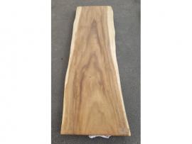 Plateau en bois 60 x 600 x 2000 mm - mod 2
