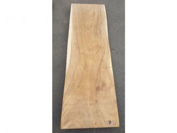 Plateau en bois 60 x 600 x 2000 mm - mod 6