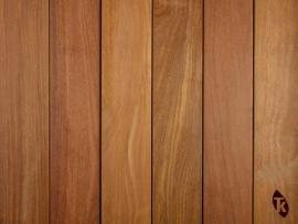 Lame terrasse bois exotique Cumaru 21 x 145 mm