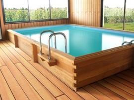 Bois exotique tekabois le fabriquant et importateur de for Kit piscine semi enterree bois