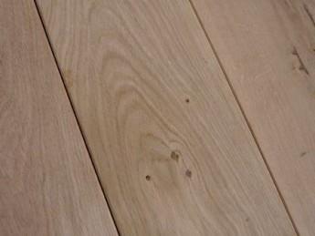 Plancher bois en Chêne