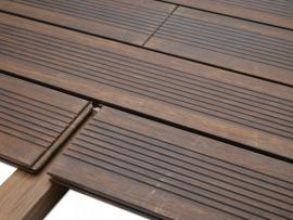Lames de terrasse en bois Ipé
