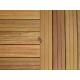 dalles de terrasse en Ipé