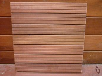 caillebotis Massaranduba pour terrasse bois