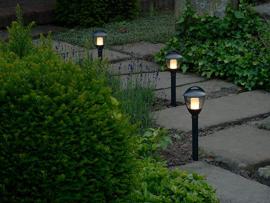 Lampadaire argos inox luminaire extérieur