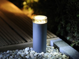Lampe linum décoration extérieure