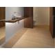 lames de parquet bois contrecollé villa salle de bains