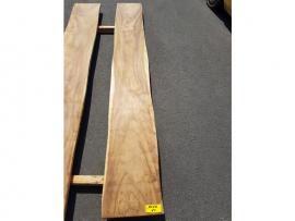 Plateau en bois 60 x 400 x 3000 mm - mod 2