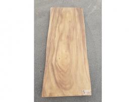 Plateau en bois 60 x 600 x 1500 mm - mod 1