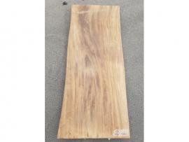 Plateau en bois 60 x 600 x 1500 mm - mod 2
