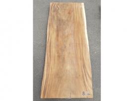 Plateau en bois 60 x 600 x 1500 mm - mod 8