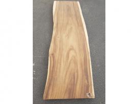 Plateau en bois 60 x 600 x 2000 mm - mod 1