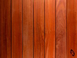 Lames de terrasse en bois padouk
