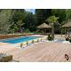 lames ipé terrasse bois exotique