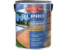 saturateur 5L pour bois grisé - D1 Pro