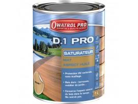 Saturateur D1 PRO - bois grisé - 1 L