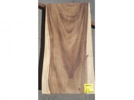 Plateau en bois 60 x 600 x 1200 mm - mod 1
