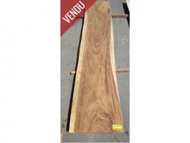 Plateau en bois 60 x 600 x 3000 mm - mod 3