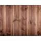 Lame Pin marron face rainurée 27 x 145 mm